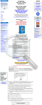 Free!! - Affiliate Link Cloaker Script. preview. Click for more details