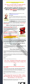 Free Hypnosis Course - Product Funnel System preview. Click for more details