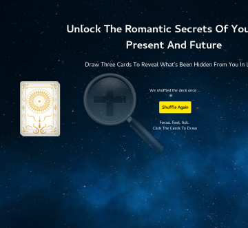 Free Love Tarot Reading Offer Your Audience Will Love preview. Click for more details