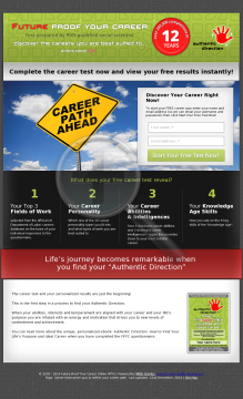 Future Proof Your Career. preview. Click for more details