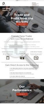 Fxp Trade Signals preview. Click for more details