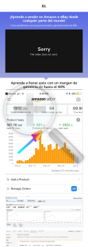 G-commerce. Aprende A Vender En Amazon Y En eBay<sup>®</sup> preview. Click for more details