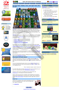 Gems 3d Puzzle Game. preview. Click for more details