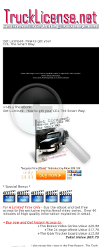 Get Licensed. How-to Get Your CDL The Smart Way. preview. Click for more details