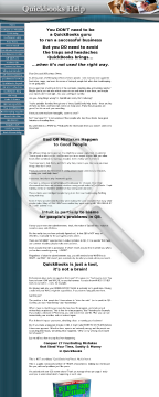Get More From Quickbooks - Conquer 27 Frustrating Mistakes preview. Click for more details