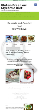 Gluten-free, Low-carb, Paleo Desserts And Comfort Foods You Will Love preview. Click for more details