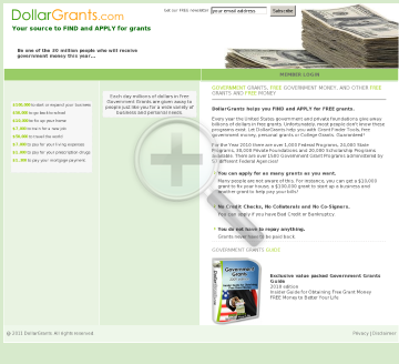 Government Grants. preview. Click for more details