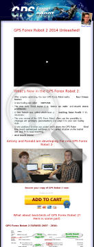 Gps Forex Robot preview. Click for more details