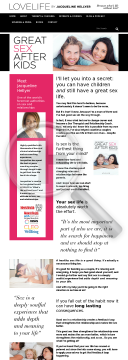 Great Sex After Kids Survival Guide preview. Click for more details