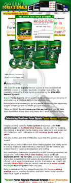 Green Forex Signals System! 75% Commission For Affiliates!! preview. Click for more details