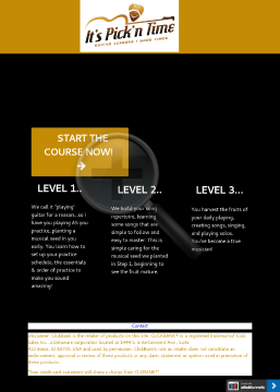 Groundbreaking Guitar Lessons For The Absolute Beginner! preview. Click for more details