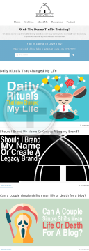 Growth Hut - Marketing & Personal Development Products preview. Click for more details