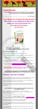 Guide On Making Perfumes From Home - High Converting preview. Click for more details