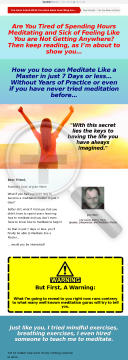 Guided Meditation Become A Meditation Expert preview. Click for more details