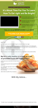 Healthy Eating preview. Click for more details