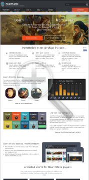 Hearthable - Hearthstone Mastery Guide preview. Click for more details