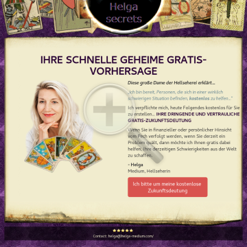 Helga Medium Numerology German preview. Click for more details