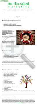 Helpdesk - Social Media, Technical Marketing Support Membership preview. Click for more details