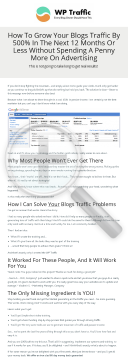 High Converting Blog Marketing Too 75% Commission. preview. Click for more details