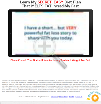 Hot New Weight Loss Vsl - The 8 Week Diet preview. Click for more details