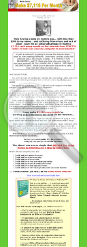 How I Make $7,116 Per Month Online! preview. Click for more details