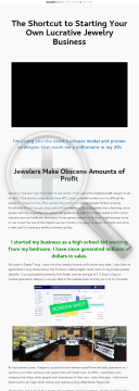 How To Become A Jeweler - Latest, Unique E-commerce Guide preview. Click for more details
