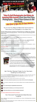 How To Create An Amazing Side Income From Your Photography preview. Click for more details
