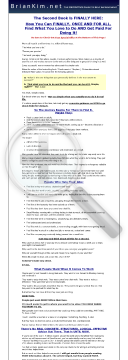 How To Finally Find What You Love To Do And Get Paid For Doing It preview. Click for more details