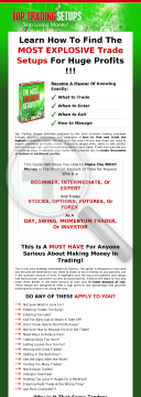 How To Find And Trade The Most Explosive Setups For Huge Profits preview. Click for more details