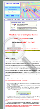 How To Get Your Business A Page One Listing On Google My Business preview. Click for more details