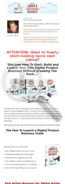 How To Launch Your Own Digital Product Business preview. Click for more details