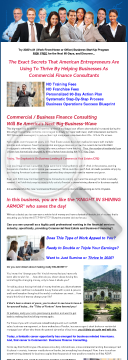 How-to Make $200,000+ Per Year As A Commercial Finance Consultant preview. Click for more details