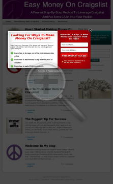 How To Make Money On Craigslist preview. Click for more details