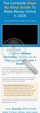 How To Make Money Online Via Amazon Affiliate Marketing - 2016 Edition preview. Click for more details