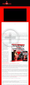 How To Win A Ex Back / Girlfriend Back - Yourxback preview. Click for more details