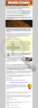 Identity Crawler - Online Investigations. preview. Click for more details