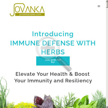 Immune Defense With Herbs preview. Click for more details