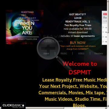 Industry Ready Royalty Free Music preview. Click for more details