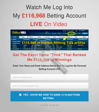 Insider Betting Tips preview. Click for more details