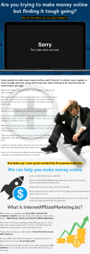 Internet Affiliate Marketing preview. Click for more details