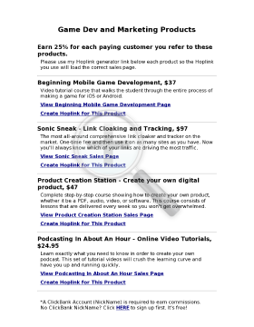 Internet Marketing Tools preview. Click for more details