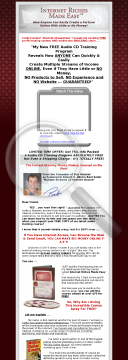 Internet Riches Made Easy Video Training Program preview. Click for more details
