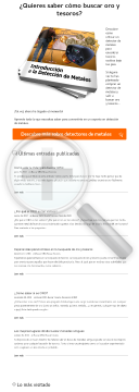 Introduccion A La Deteccion De Metales preview. Click for more details