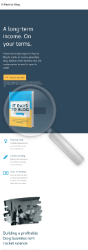 It Pays To Blog By Jake Falkinder | Sells Like Hot Cakes!! preview. Click for more details