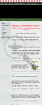 Italian Ice Carts - Sweet Money Maker E-book preview. Click for more details