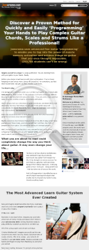 Jamorama - The Ultimate Guitar Learning Guide preview. Click for more details
