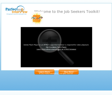 Job Seekers Toolkit preview. Click for more details