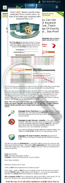 Keyword Elite 2.0: The New Generation Of Keyword Research Software! preview. Click for more details
