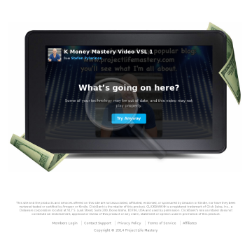 Kindle Money Mastery: #1 Amazon Kindle Training Program + Upsells preview. Click for more details