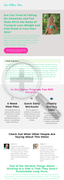 Kwf's 30 Day Detox preview. Click for more details